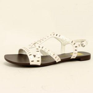 Dolce Vita Open toe Sandal ODESSA White